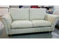 Brand New Next Lanston Casual Sit Studded Medium Sofa (3 Seats) Pebble