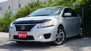 2014 Nissan Sentra SR, Low KMs