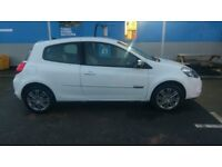 Renault Clio 1.2 Dynamique Tom Tom - 3 Door - 2011 61 Plate - 49,000 Miles - Service History