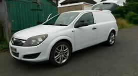 Vauxhall Astra van cdti turbo diesel px caddy estate
