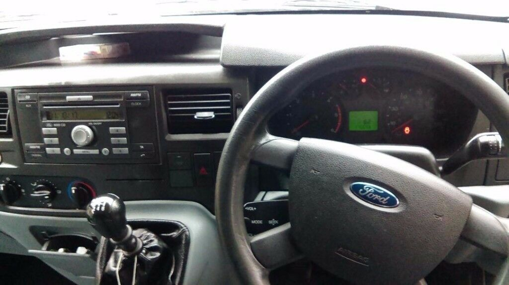 Ford Transit 350D high roof