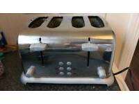 Four slice toaster - Cookworks Signature