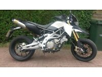 For sale, Aprilia Dorsoduro 750 Only one former owner 5080 miles