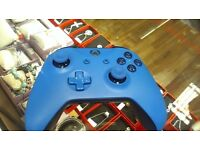 XBOX ONE WIRELESS CONTROLLER, BLUE IN COLOUR