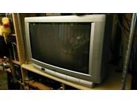 "JVC 24"" CRT TV"