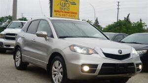 2012 Acura RDX Tech Pkg, AWD, Navi, Rear Camera, Leather, Sunroo
