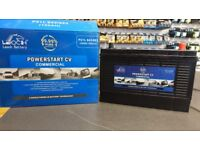 Van batteries (Brand New) 10% off in store