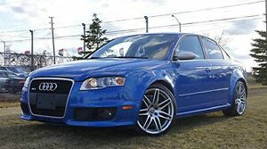 2007 Audi RS 4 RS4  4.2 L 6 Speed Manual