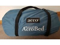 AEROBED - SELF INFLATING DOUBLE BED