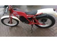 Fantic 300 trials bike