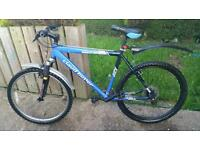 Adults .. claud butler STONE RIVER mountain bike for sale