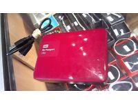 WD MY PASSPORT ULTRA 3TB HARD DRIVE