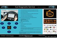 Car Diagnostic Services Retford - Fault code and diagnosis at your convenience