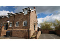 2 Bed unfurnished house for rent (Available Dec/Jan), £750 p/m plus deposit, checks, etc.