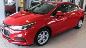 2016 Chevrolet Cruze LT Turbo