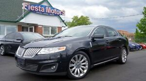 2011 Lincoln MKS ECO-BOOST * AWD * NAVIGATION *