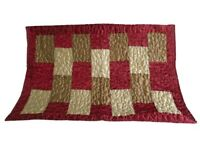 Diana Cowpe Luxury Bedspread Quilted Throw & Pillow Shams Pillowcases Large King Size Double Bed