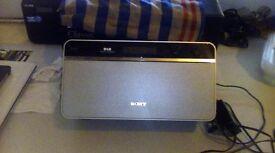 sony portable dab radio
