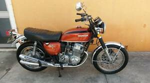 1975 HONDA CB750/4 K5 Hendon Charles Sturt Area Preview
