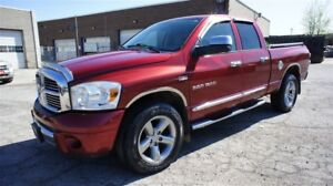 2007 Dodge Ram 1500 LARAMIE, 4X4, 4DOOR, LEATHER