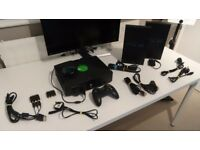 Xbox Original console / x2 playstation 2 consoles / PS2 Bundle