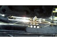 VOLT TRUMPET BOXED WITH INSTRUCTION COMES WITH 6 MONTHS WARRANTY