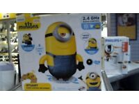 MINION REMOTE CONTROL INFLATABLE STUART