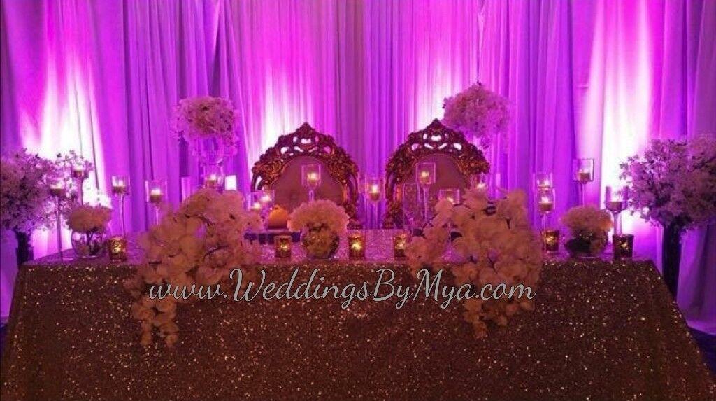 Wedding Reception Decoration Hire 4pp Mendhi Stage Decor 299