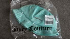 JUCIY COUTURE BUCKET HAT NEW WITH TAGS