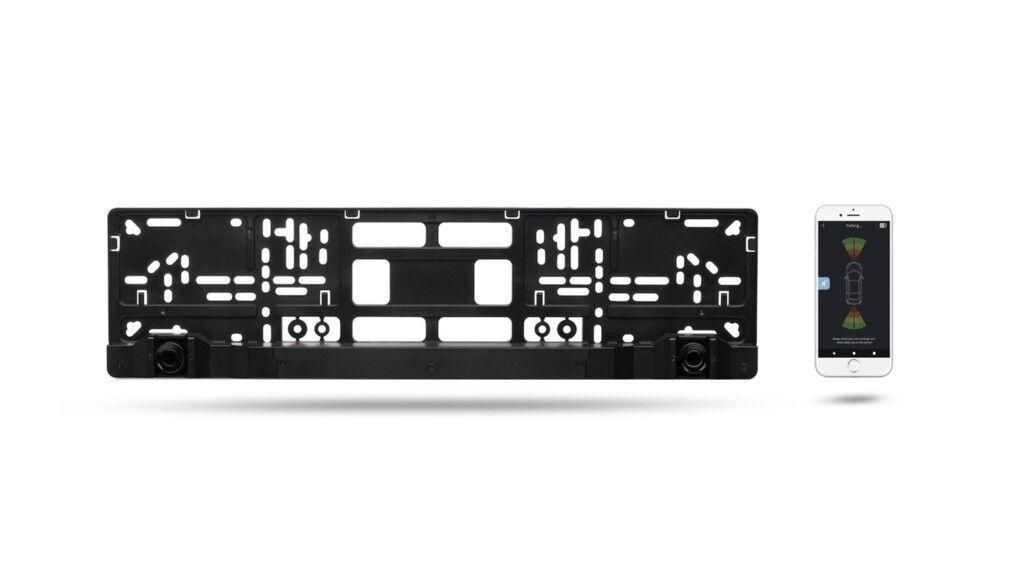 FenSens Universal Fit Compact Smart Wireless Parking Sensor