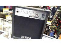 ELECA 10 WATT AMP