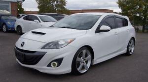 2010 Mazda Mazdaspeed3 HATCHBACK * 6 SPEED MANUAL * NAVI * BLUET