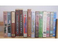 Job Lot of Railway VHS Videos + DVDS