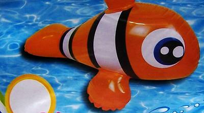 SPLASH SWIM~ALLIGATOR~ORCA~FISH NEMO~INFLATABLE~KIDS POOL RIDE ON FLOAT (Splash Alligator Pool)