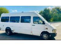 Minibus 13 months PSV MOT COIF LT46