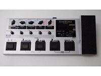 Korg ToneWorks AX1500G Guitar Multi-Effects Pedal - £150