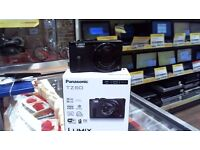 Panasonic lumix tz60 digital camera