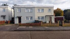3 bedroom council house with RTB in Harold Hill, looking for a 3 bed council house in London.