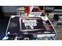 guitar hero 5 guitar only (wii compatible)