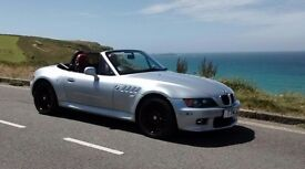 Stunning BMW Z3 THIS CAR WILL BE GONE SAT AS A PART EX !! PRICE REDUCED !!