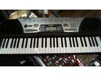 YAMAHA PSR-175 61 KEY KEYBOARD