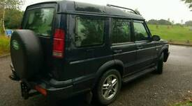 Land Rover td5, 7 seat, ES, leather, top spec. Very good running order and good condition