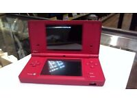 NINTENDO DSI PINK IN COLOUR