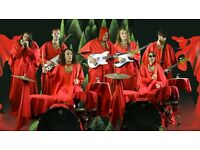 2 tickets to King Gizzard and the Lizard Wizard @ Concorde 2 on Tuesday 6th September