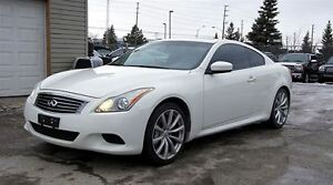 2010 Infiniti G37 S SPORT * 6 SPEED MANUAL * LEATHER * SUNROOF*