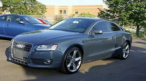 2010 Audi A5 COUPE * 6 SPEED MANUAL *  2.0 T * AWD QUATTRO