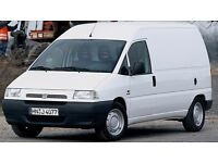 Man with Van Services £20 per hour - Removals, collections and man with van service