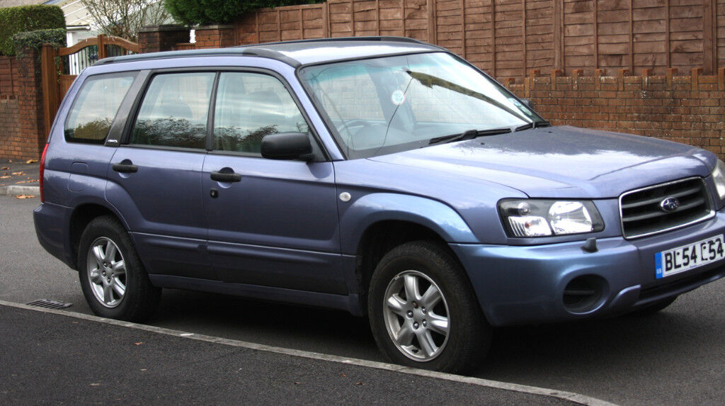 2004 Subaru Forester XLN 4wd with 12 months MOT Great Winter Car