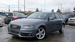 2012 Audi A4 WAGON * QUATTRO AWD * LEATHER * PANORAMIC ROOF