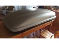 Mark 3 Land Rover Discovery Roof Box